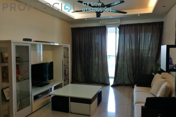 For Rent Condominium at The Zest, Bandar Kinrara Freehold Fully Furnished 3R/2B 1.65k