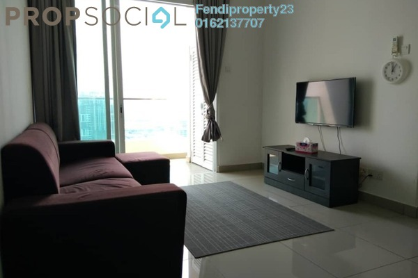 For Sale Condominium at Mutiara Ville, Cyberjaya Freehold Fully Furnished 3R/2B 450k