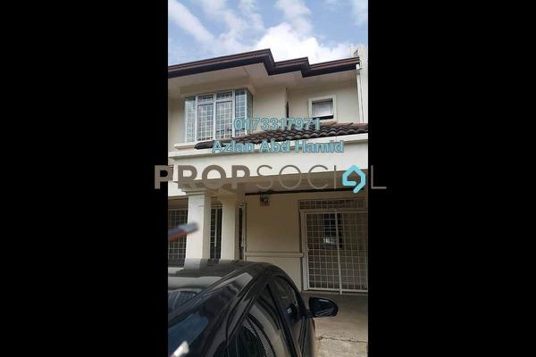 For Rent Terrace at Taman Setiawangsa, Setiawangsa Freehold Semi Furnished 4R/3B 2.4k
