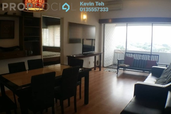 For Rent Condominium at Bangsar Indah, Bangsar Freehold Fully Furnished 1R/1B 2.2k