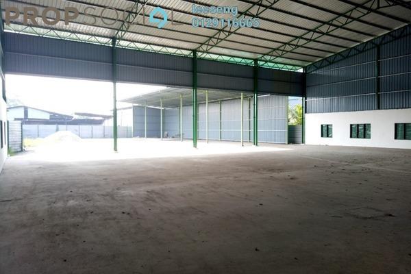 For Rent Factory at Jalan Kapar, Klang Freehold Unfurnished 0R/2B 15k