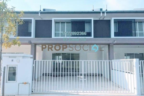 For Sale Terrace at Harmoni Vista, Bandar Universiti Pagoh Leasehold Unfurnished 3R/3B 390k