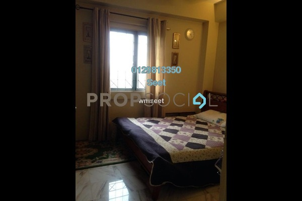 For Sale Condominium at Jasmine Towers, Petaling Jaya Freehold Semi Furnished 3R/2B 680k