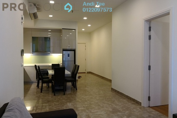 For Sale Condominium at Laman Ceylon, Bukit Ceylon Freehold Fully Furnished 2R/2B 1.2m