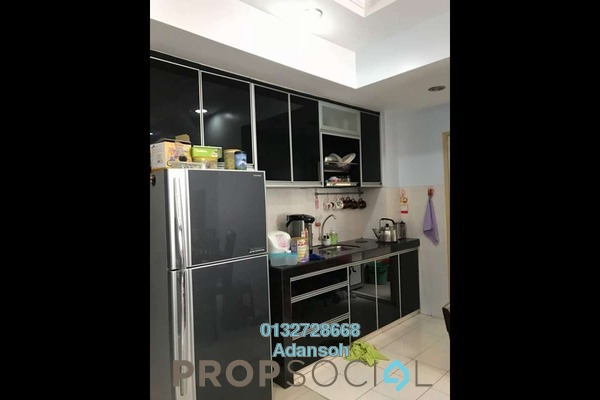 For Sale Apartment at Vista Mutiara, Kepong Freehold Semi Furnished 3R/2B 428k