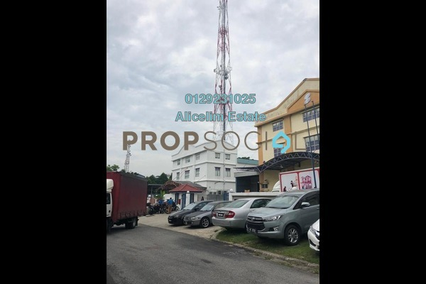 For Sale Factory at Taman Perindustrian KIP, Kepong Freehold Semi Furnished 0R/8B 10m