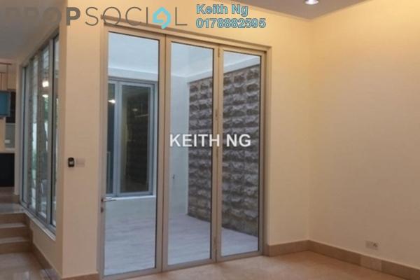 For Rent Terrace at Villa Aseana, Mont Kiara Freehold Semi Furnished 5R/6B 8.5k