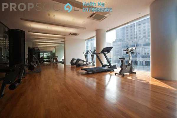 For Rent Condominium at One KL, KLCC Freehold Semi Furnished 3R/4B 14k