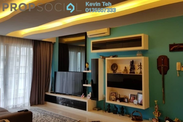 For Sale Condominium at Ceriaan Kiara, Mont Kiara Freehold Fully Furnished 4R/4B 1.2m