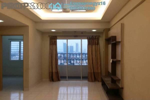 For Sale Condominium at Vista Mutiara, Kepong Freehold Semi Furnished 3R/2B 420k