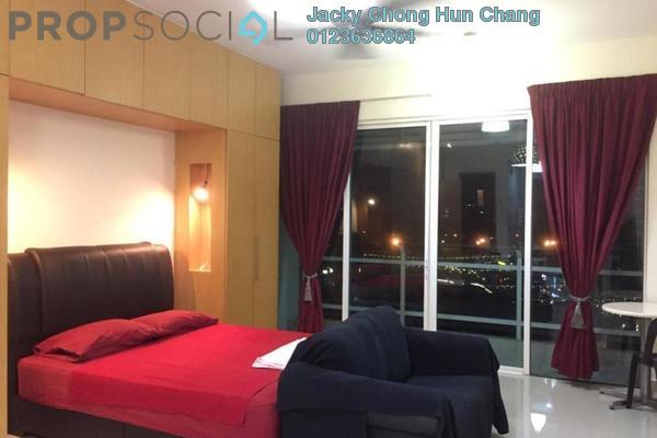 For Rent Serviced Residence at Oasis Ara Damansara, Ara Damansara Freehold Fully Furnished 0R/1B 1.8k