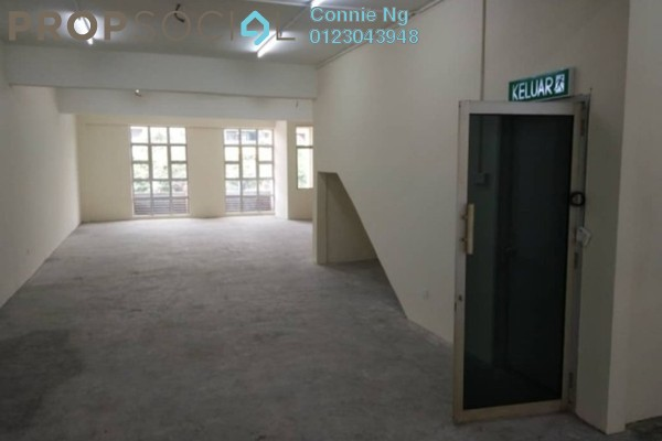For Rent Shop at Jalan Wong Ah Fook, Johor Bahru Freehold Semi Furnished 0R/0B 2.5k