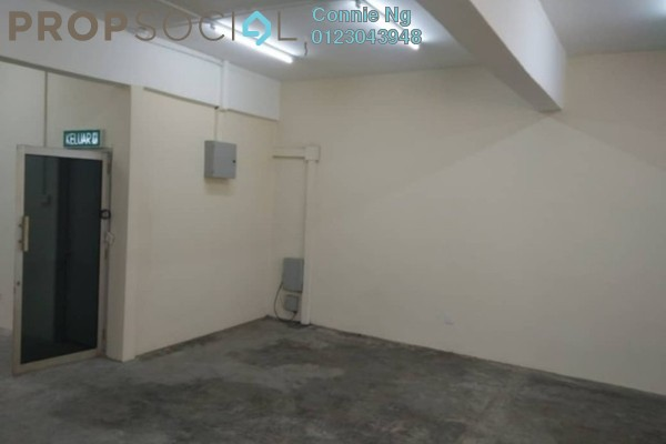 For Rent Office at Danau Kota, Setapak Freehold Unfurnished 0R/2B 2.5k