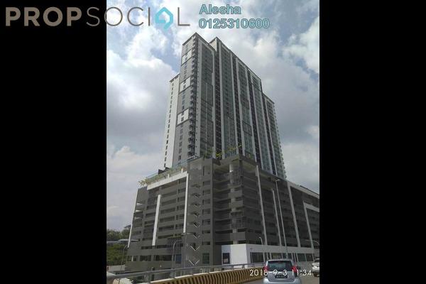 For Sale Serviced Residence at Landmark II, Bandar Sungai Long Freehold Unfurnished 0R/0B 500k