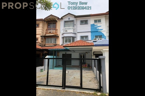 For Sale Terrace at Mutiara Puchong, Puchong Freehold Semi Furnished 5R/4B 850k