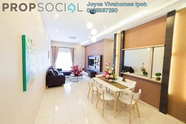 For Sale Condominium at Klebang Impian, Chemor Freehold Unfurnished 3R/2B 158k