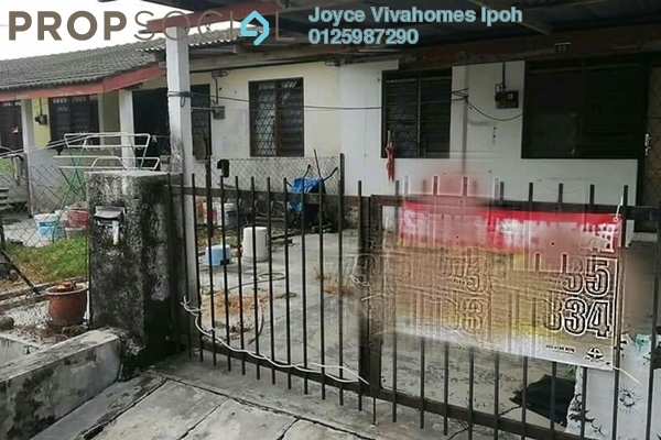 For Sale Terrace at Taman Pasir Putih Selatan, Ipoh Leasehold Unfurnished 3R/1B 120k