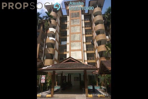 For Sale Condominium at Taman Bukit Mulia, Bukit Antarabangsa Freehold Unfurnished 0R/0B 320k