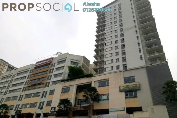For Sale Condominium at Park Avenue, Damansara Damai Freehold Unfurnished 0R/0B 670k