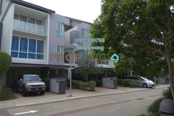 For Sale Townhouse at Challis Damansara, Sunway Damansara Freehold Unfurnished 3R/3B 1.15m