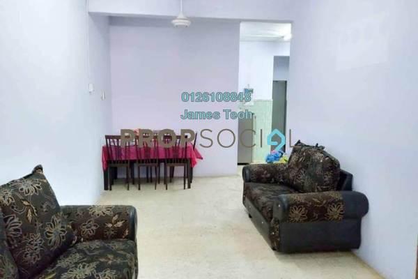 For Sale Terrace at Taman Kapar, Kapar Freehold Semi Furnished 3R/2B 240k