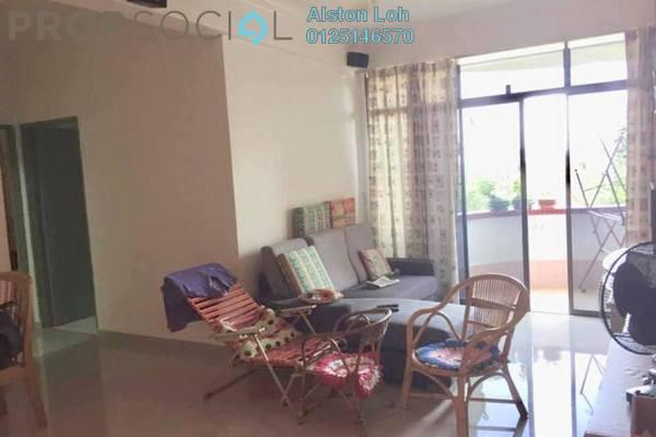 For Sale Apartment at Desa Permai Indah, Sungai Dua Freehold Fully Furnished 3R/2B 385k