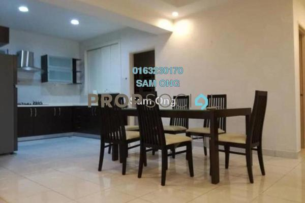 For Rent Condominium at Sterling, Kelana Jaya Freehold Fully Furnished 3R/2B 2.4k
