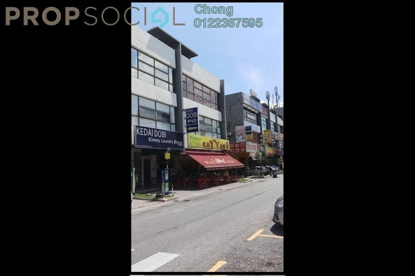 For Rent Shop at The Trillium, Sungai Besi Freehold Unfurnished 0R/0B 3.8k