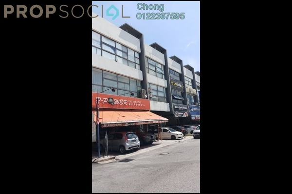 For Rent Shop at The Trillium, Sungai Besi Freehold Unfurnished 0R/0B 1.5k