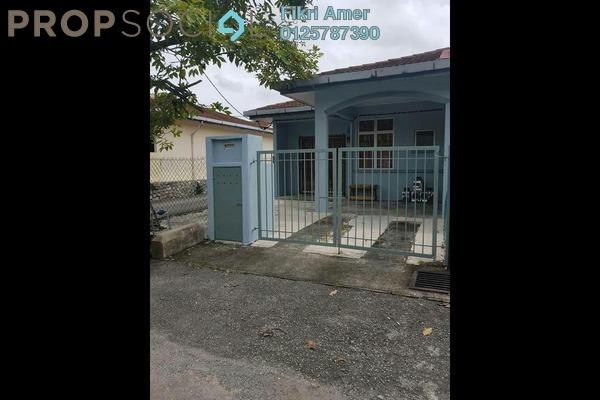 For Sale Terrace at Taman Desa Rasah, Rasah Freehold Semi Furnished 3R/2B 180k