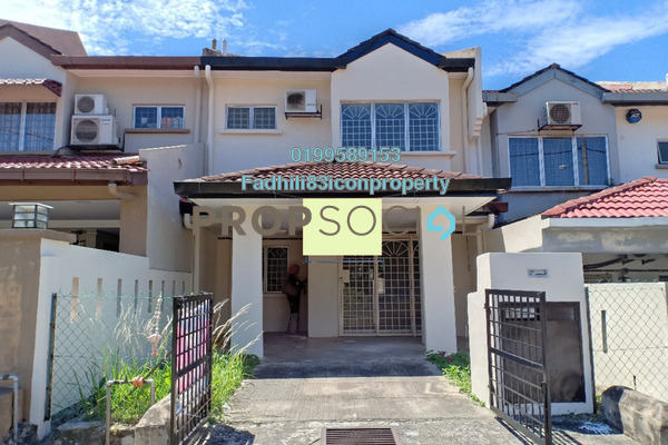 For Sale Terrace at Taman Puncak Jalil, Bandar Putra Permai Freehold Unfurnished 4R/3B 530k
