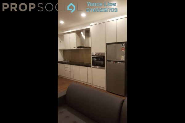 For Rent Condominium at Silk Sky, Balakong Freehold Fully Furnished 1R/1B 1.2k