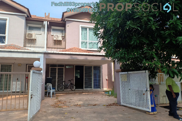 For Sale Terrace at Taman Puchong Prima, Puchong Freehold Unfurnished 4R/3B 650k