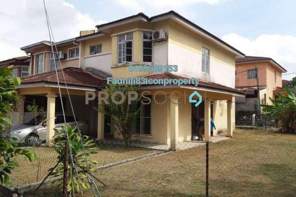 For Sale Terrace at Taman Lestari Putra, Bandar Putra Permai Freehold Unfurnished 4R/3B 630k