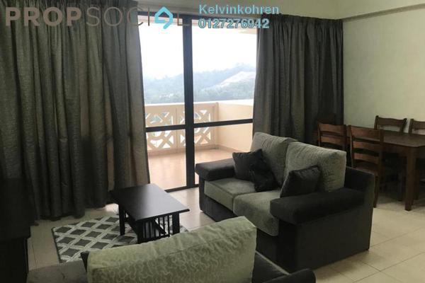 For Rent Condominium at Tivoli Villas, Bangsar Freehold Fully Furnished 2R/2B 2.5k