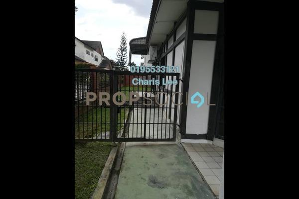 For Sale Semi-Detached at SL8, Bandar Sungai Long Freehold Unfurnished 4R/3B 1.2m