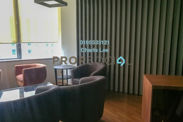 For Sale Office at Plaza Sentral, KL Sentral Freehold Fully Furnished 0R/2B 6.18m