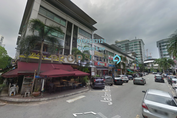 For Sale Shop at Solaris Mont Kiara, Mont Kiara Freehold Unfurnished 0R/0B 10m
