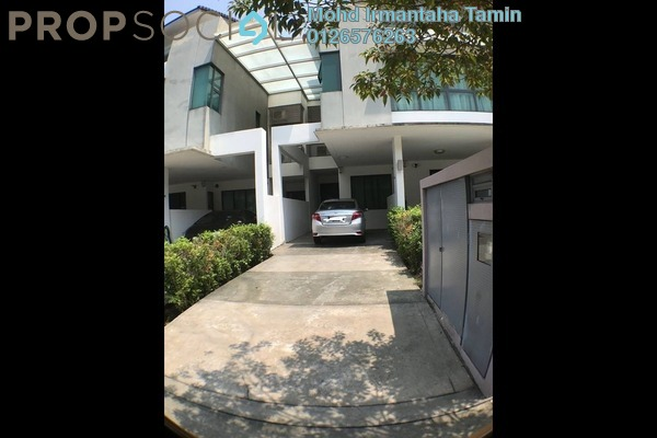 For Sale Townhouse at Sunway SPK 3 Harmoni, Kepong Freehold Semi Furnished 3R/4B 1.5m