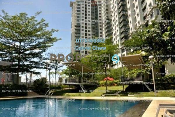 For Sale Serviced Residence at Metropolitan Square, Damansara Perdana Freehold Unfurnished 1R/2B 277k