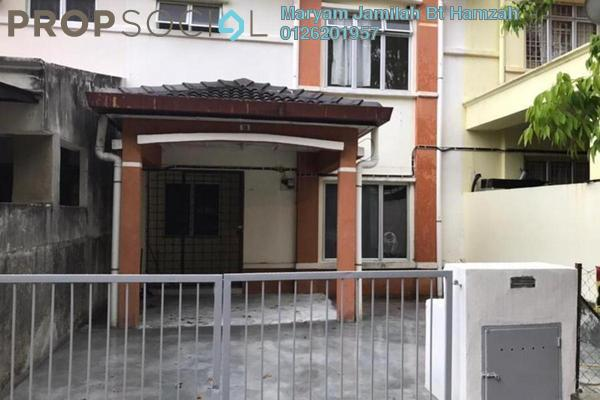 For Sale Terrace at Taman Lestari Perdana, Bandar Putra Permai Freehold Unfurnished 4R/3B 450k