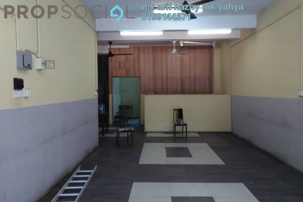For Rent Shop at Kok Lanas, Ketereh Freehold Fully Furnished 3R/3B 2k