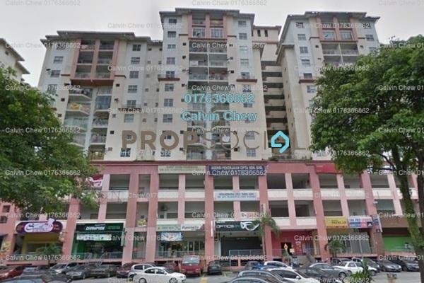For Sale Apartment at Vista Magna, Kepong Freehold Unfurnished 3R/0B 252k