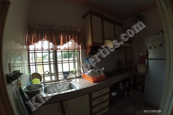 For Sale Link at Taman Bayu Perdana, Klang Freehold Fully Furnished 6R/3B 799k
