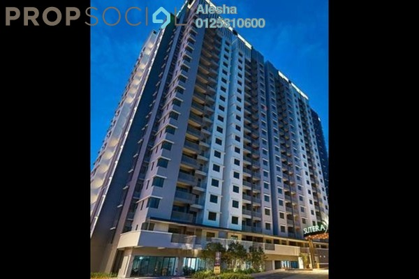For Sale Condominium at Sutera Pines, Bandar Sungai Long Freehold Unfurnished 0R/0B 375k