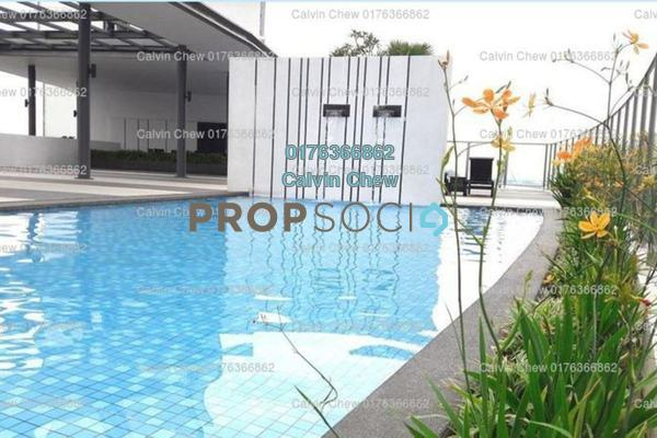 For Sale Serviced Residence at i-City, Shah Alam Freehold Unfurnished 2R/0B 392k