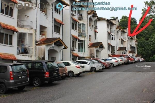 For Sale Apartment at Bukit Mas Apartment, Melawati Freehold Unfurnished 3R/2B 255k