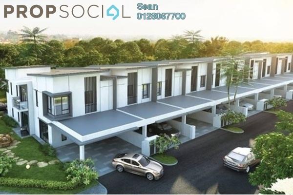 For Sale Terrace at Precinct 10, Putrajaya Freehold Unfurnished 4R/3B 472k