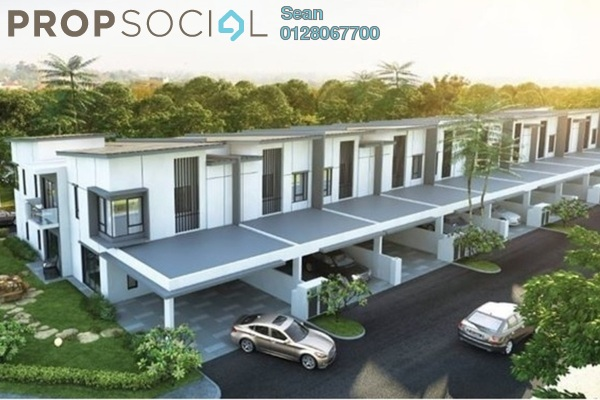 For Sale Terrace at Precinct 14, Putrajaya Freehold Unfurnished 4R/3B 482k
