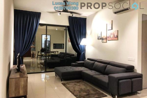 For Rent Condominium at The Rainz, Bukit Jalil Freehold Fully Furnished 4R/3B 3.5k